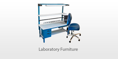 lab workbenches chairs