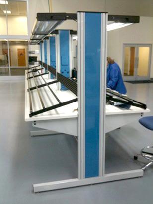 Slide Line Workstations