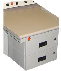 2 Box drwer cabinet