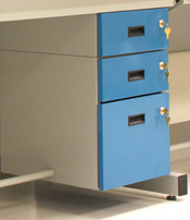 Box File and Cabinet