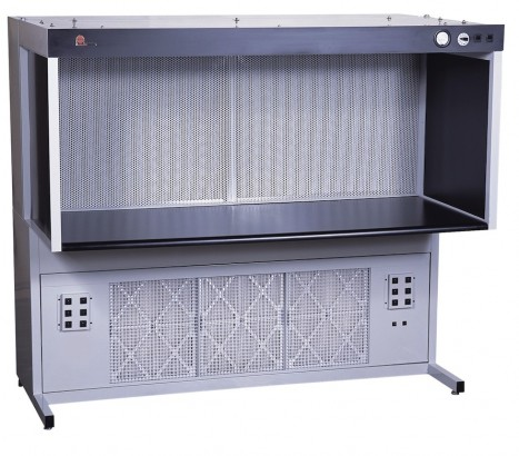 Laminar-Flow-Workstation