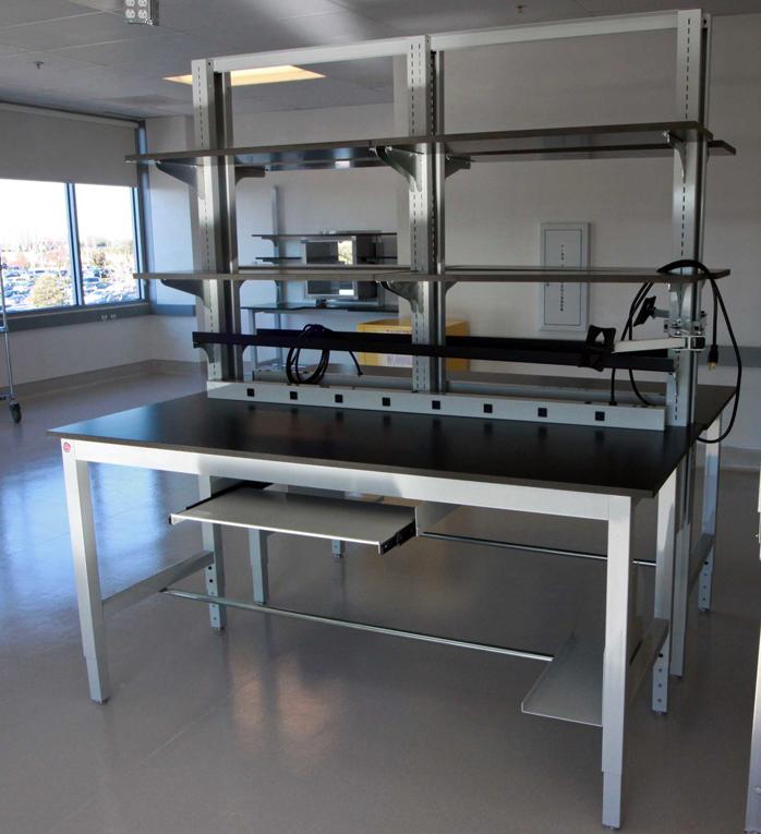 PB Lab bench