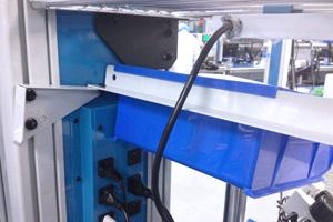Steel-Multi-bin-panel