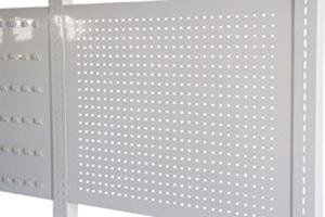 Steel-peg-board