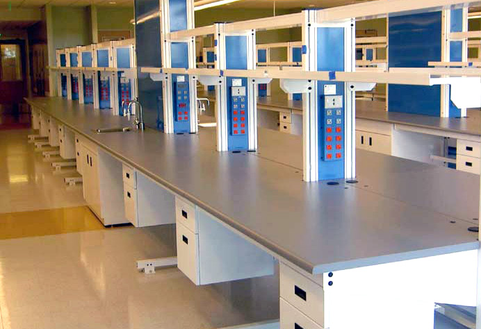 Double Sided C2 Lab Bench