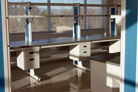 laboratory-workbench