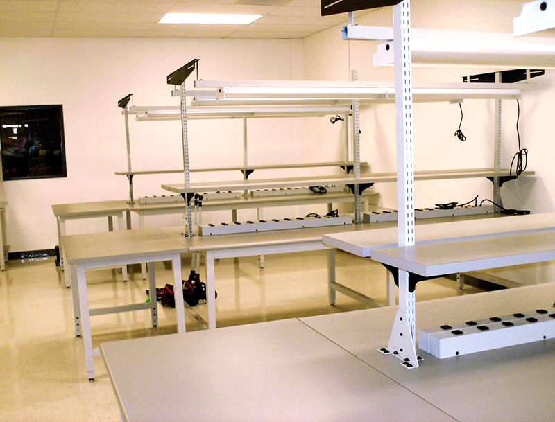 Production Workbench Double Sided