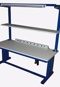 Adjustable Cantilever Bench
