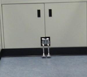 ADA Foot control valve