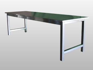 Stainaless steel lab bench