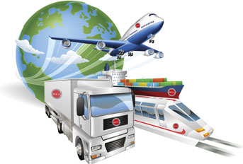 laboratory furniture logistics image
