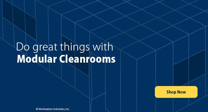 modular cleanroom banner