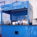 ductless portable fume hoods