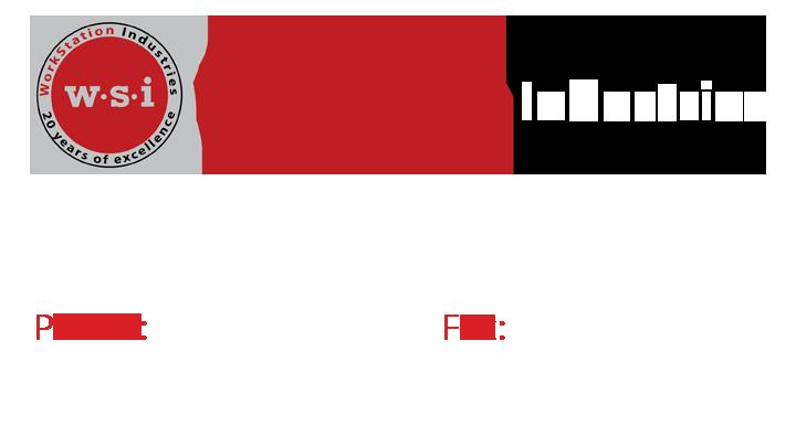 workstation industries lab furniture logo