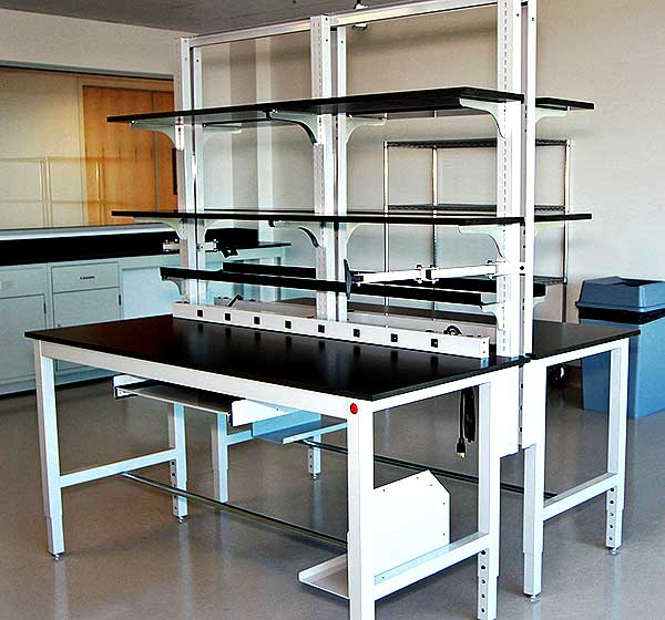 laboratory-shelving