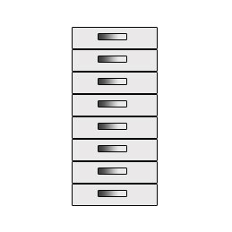 8-3inch-drawers