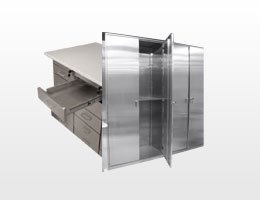 stainless-steel-cabinets-casework