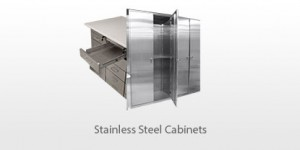 stainless steel cabinets medical