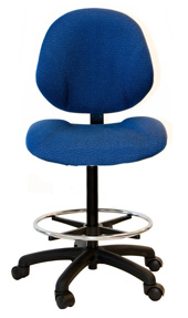 ergonomical ESD product chair, stool