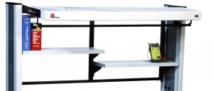 Split Shelf Frame