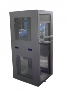 Closed-Server-Rack