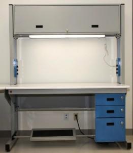 Flipper Door Cabinet