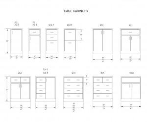 Lab Cabinet options