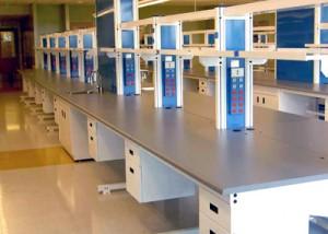 Laboratory-work surface