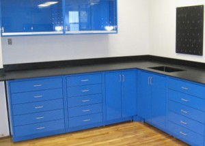 Trespa / phenolic resin work surface