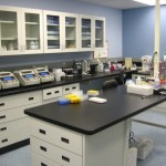 Phenolic Resin & Trespa Lab Grade Work Surface