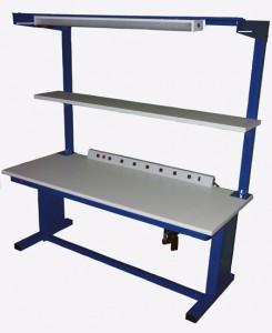 Ergonomic adjustable bench
