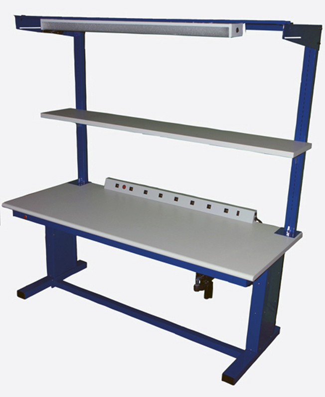 Adjustable Hand Crank Bench