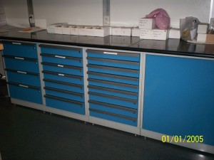 multi drawer cab