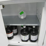 corrosive safety cabinets