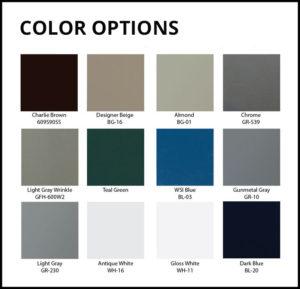 Paint-color-options