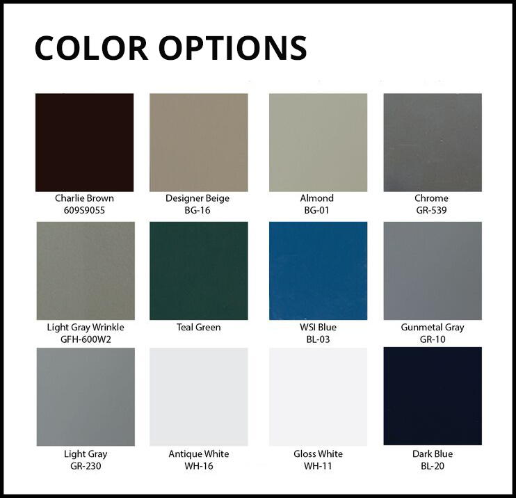 paint color options - Paint Color Options