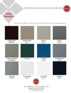 Paint options