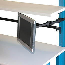 Flat Screen Monitor Arm Extension