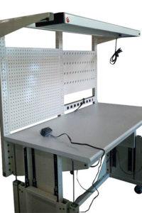 hydraulic-table