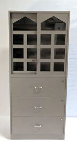 tall-storage-cabinet-with-glass-door